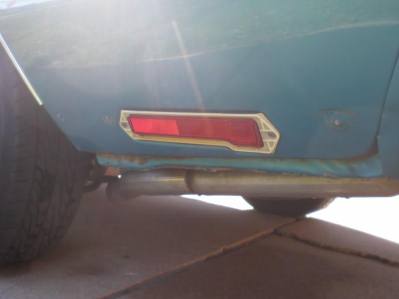 Rear rocker trim. 13-1