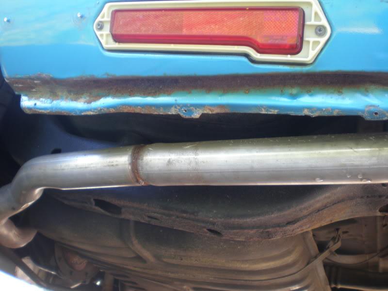 Rear rocker trim. 14-1