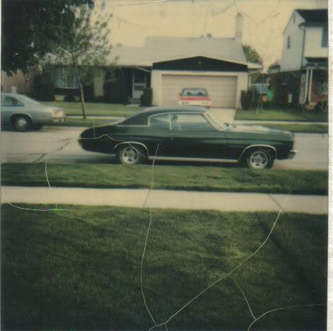 My dad's '71 Malibu with Ansen's. 71Chevelle