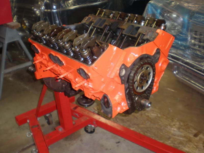 1974 Monte Carlo engine & engine bay restoration. - Page 3 P1160017