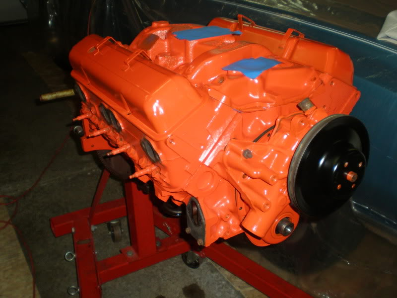 1974 Monte Carlo engine & engine bay restoration. - Page 3 P1230014