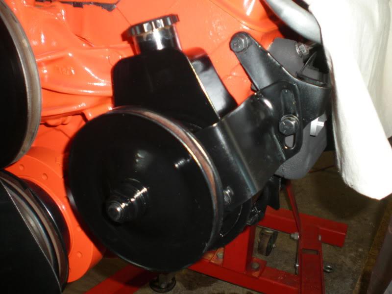 1974 Monte Carlo engine & engine bay restoration. - Page 4 P2050003