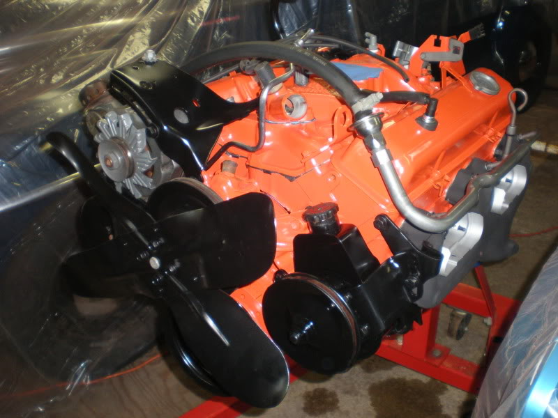 1974 Monte Carlo engine & engine bay restoration. - Page 4 P2050004