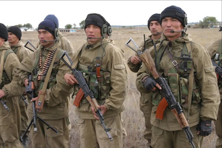 Armées du Kazakhstan  - Page 5 KazakhAIRASSAULTTROOPS