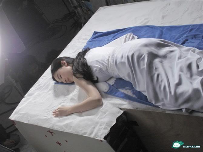 [2010] ถ่ายโฆษณาน้ำดื่ม Aersan_阿尔山  9c3d1561b6bf1a3e0d33fa54