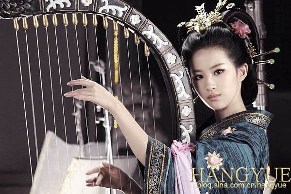 รวมภาพถ่ายจาก Blog และ Sina weibo Hang Yue  - Page 2 4a6856e2462528eb02b3c
