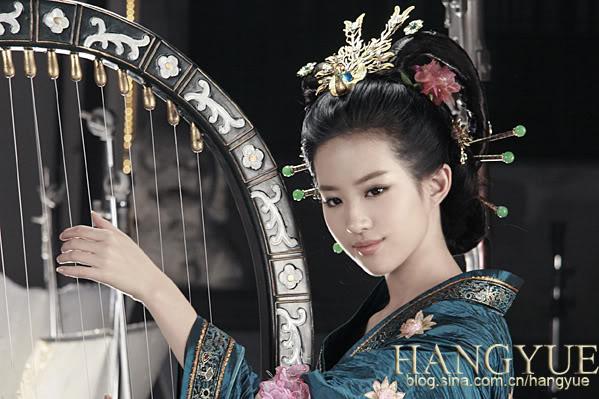 รวมภาพถ่ายจาก Blog และ Sina weibo Hang Yue  - Page 2 4a6856e2462528fdab2a8