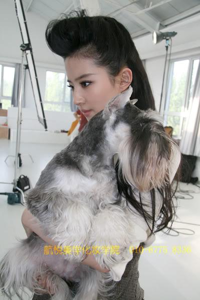 รวมภาพถ่ายจาก Blog และ Sina weibo Hang Yue  - Page 2 4a6856e2t71954fd5e63e690
