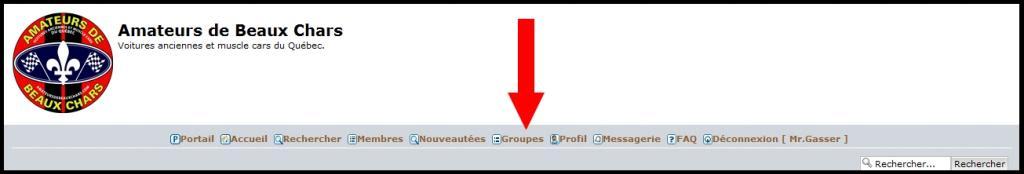 [Tutoriel] Comment s'inscrire à un groupe Capgroupe7