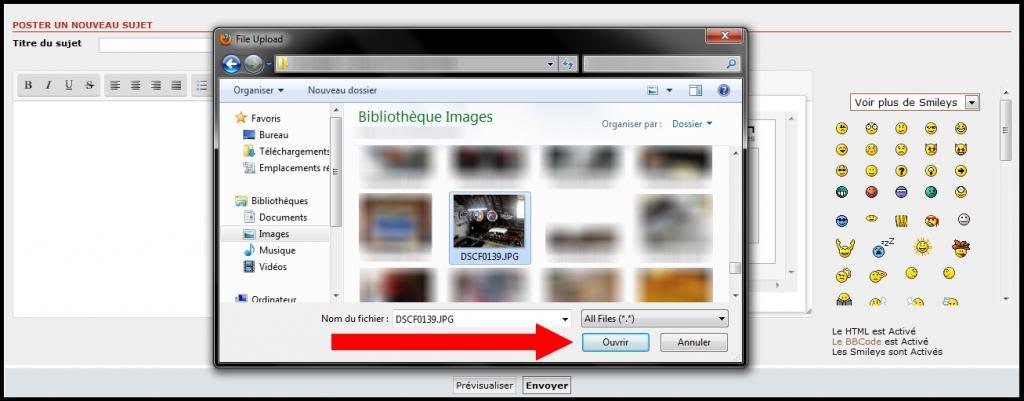 [Tutoriel] Comment afficher une image avec Servimg Capimg3