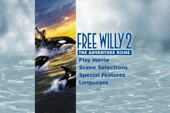 FreeWilly 2 DVD FreeWilly2-01