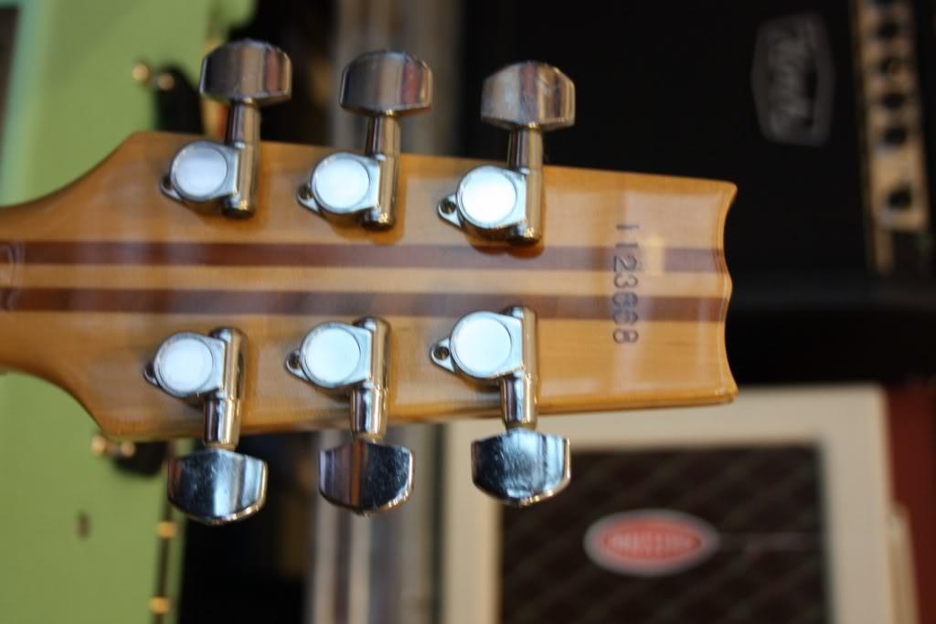 For sale: Westone Thunder III guitar, MIJ by Matsumoku 1981 04