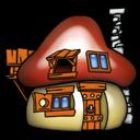 [Official] Pet Estate Agents Smurf-House-Exterior-128x128