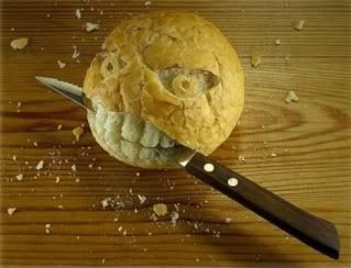 angry bread Pictures, Images and Photos