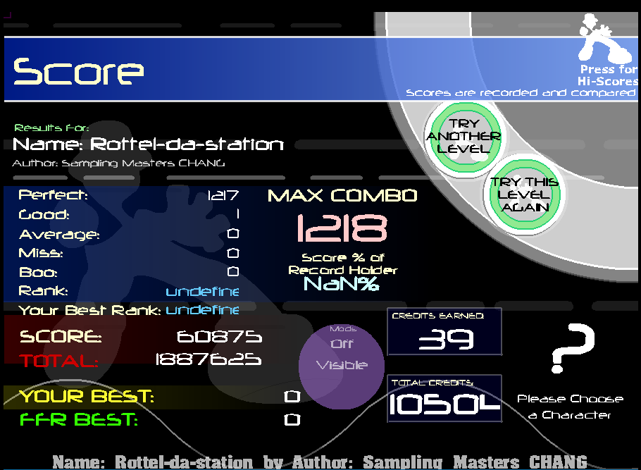 Post your FFR Scores here! - Page 5 Rotel-da-station