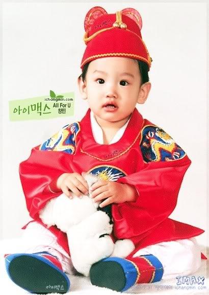"[RANDOM] Deikse mou ton ""Bias"" sou..na sou pw poios eisai!!!! Baby_Changmin"