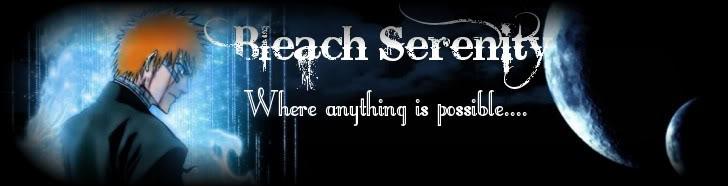 Bleach Serenity