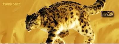 Animal Attack: Puma Style. El-mo-Puma-Style