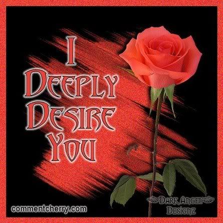 Yam Koj Ntshaw Tshaj I-deeply-desire-you