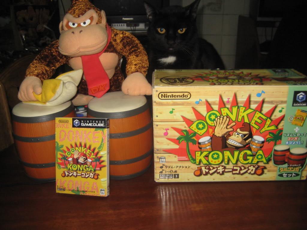 Las mascotas y los games.  Donkingkon004