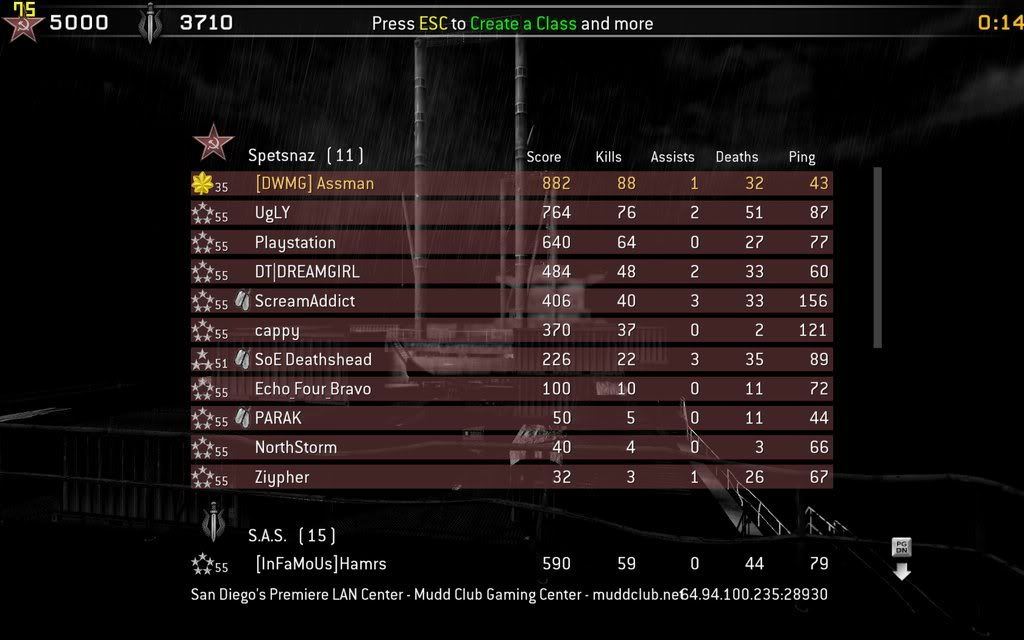 COD4 wall of fame!!!! Ownagejpg