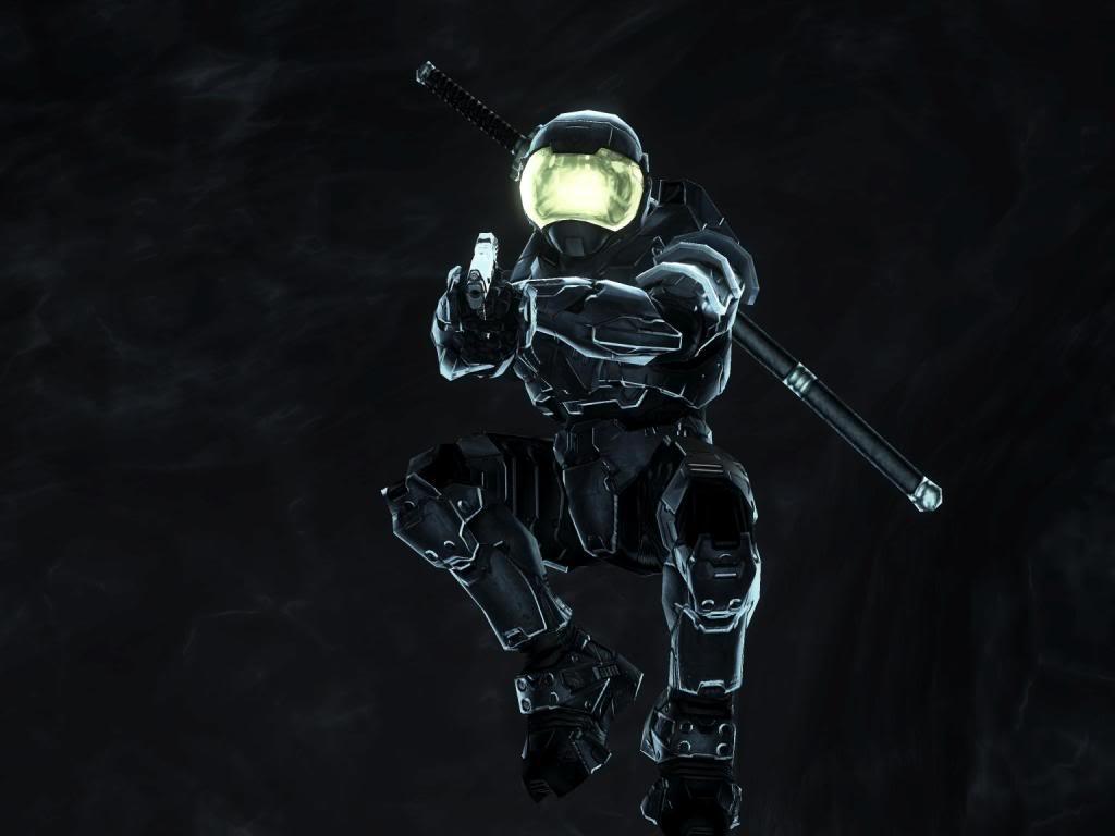 Power Armour, Halo 3. B14CK V3NG34NC3