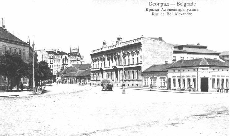 Slike Beograda sad i nekad.. - Page 3 TrgNikolePasica-1912