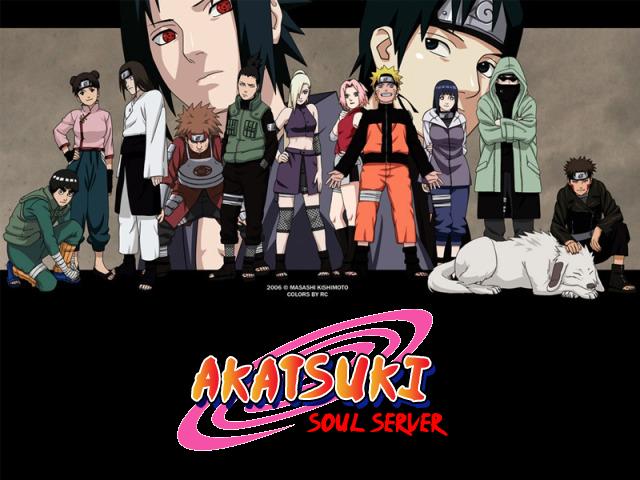 Akatsuki Soul Server