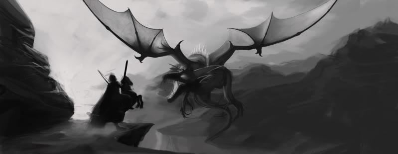 Ansing's WIPs Dragon4