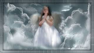 Angels for our little Angel (A collection of pictures) - Page 2 A-angelinclouds