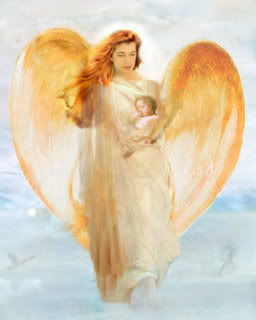 Angels for our little Angel (A collection of pictures) - Page 2 Angel_psychic_1