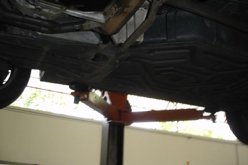 Troca de óleo Classe A190 automático - Câmbio 722.7 DSC01953