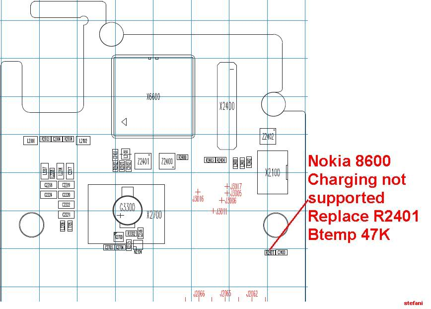 Charging Not Supported..... And.....Not Charging 100% Solution Nokia8600Chargingnotsupported