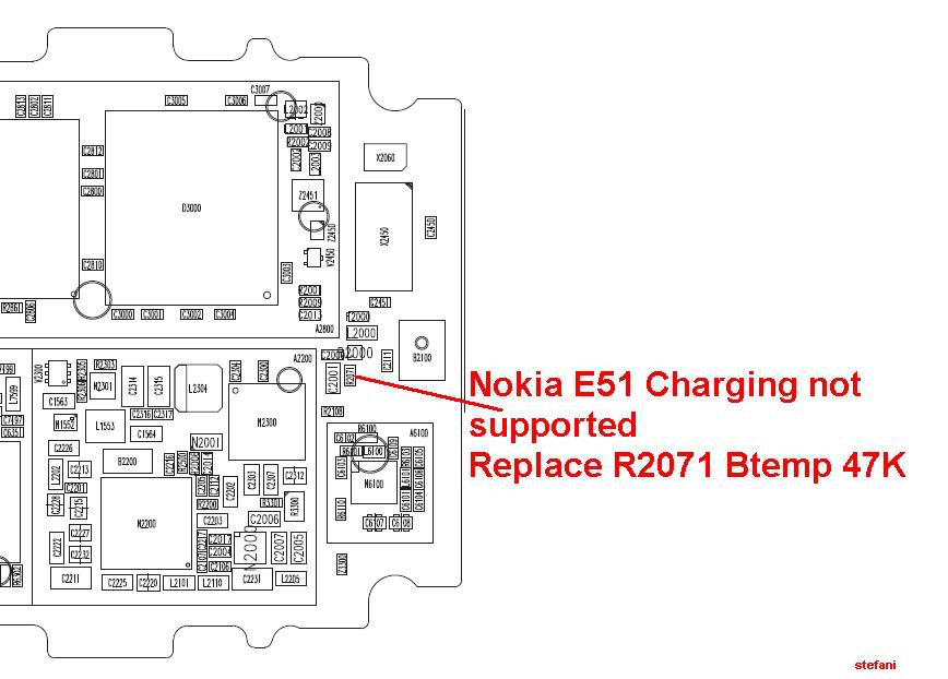 Charging Not Supported..... And.....Not Charging 100% Solution NokiaE51Chargingnotsupported