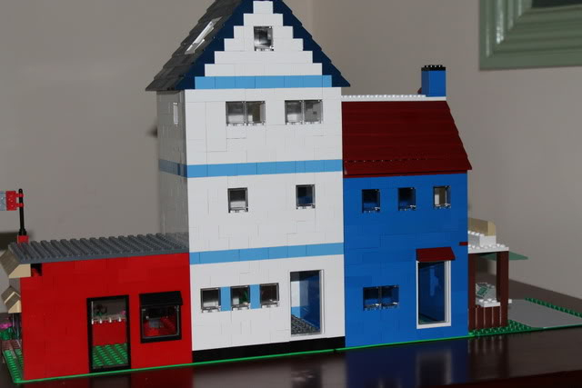 Ajax's MOC & MOD'S 080-1