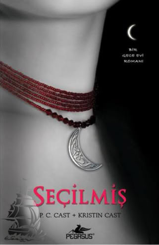 Gece Evi Serisi ( House Of Night ) Secilmis