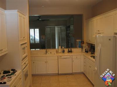 I think the housing market is heating up! Kitchen