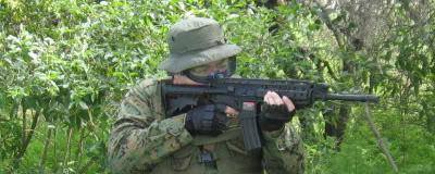 Reparacion del body de la M4 plastica... Firmacopy