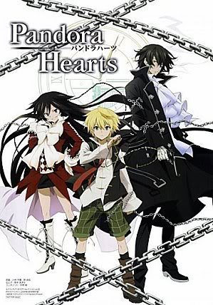 pandora hearts formato avi