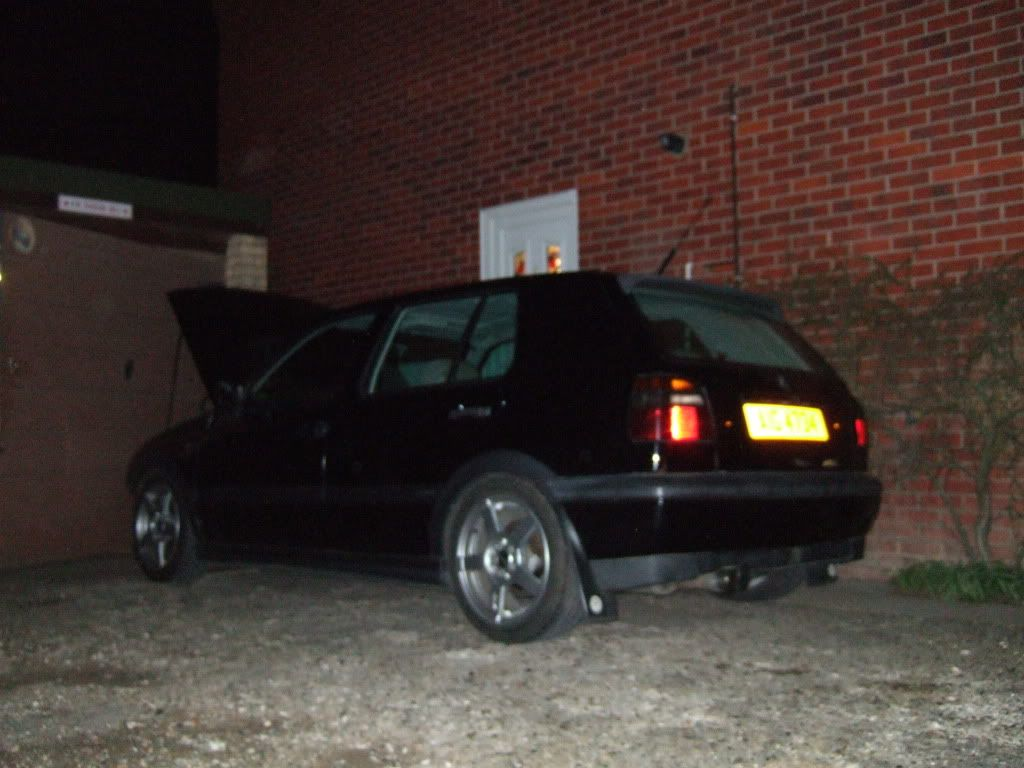 "The ""£100"" VR6 project, joint project................ DSCF0356"