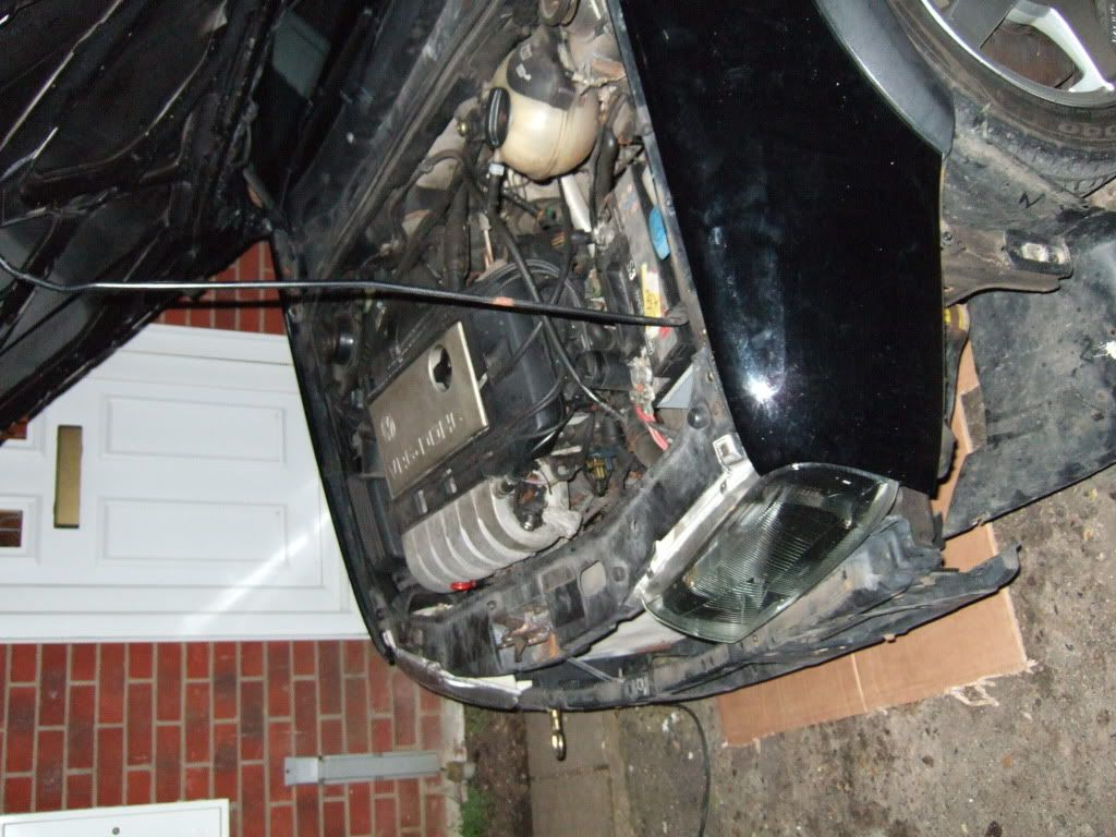 "The ""£100"" VR6 project, joint project................ DSCF0357"