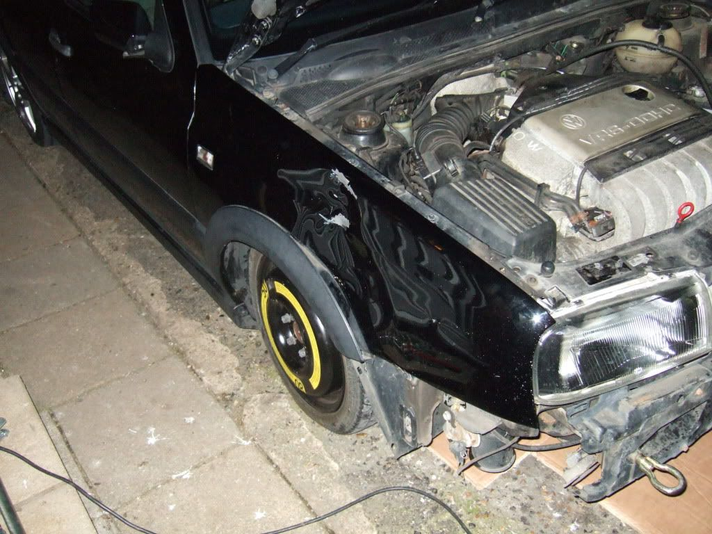 "The ""£100"" VR6 project, joint project................ DSCF0360"