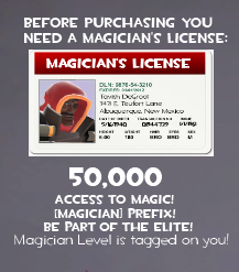 The Imaginary Number Sector Shop (Thread II: Magic Expansion UPDATE) Stop
