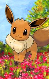 Nhận tìm , post hình Wallpaper pokemon , pokemon EVAV1