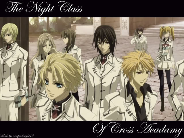 ¿Te gustan los animes de vampiros? Vampire_knight