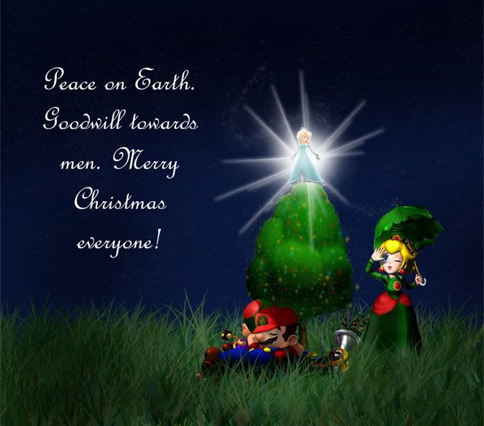 Nintendorks Graphics Contest: Christmas [Results Announced!] - Page 2 MarioChristmasEntrysmaller