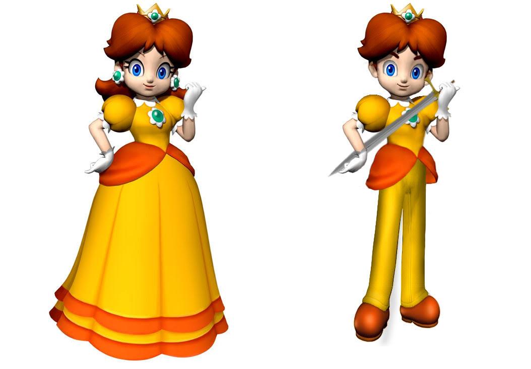 The Nintendorks Gender-Bender Contest! [Results Announced!] - Page 2 Daisygenderbendhlafdone