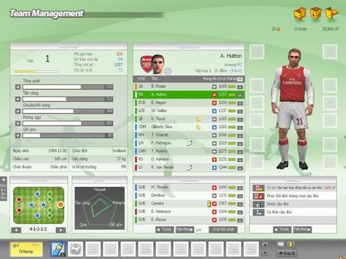 Những tính năng cơ bản của Fifa Online 2 Image012