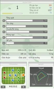 Những tính năng cơ bản của Fifa Online 2 Image013