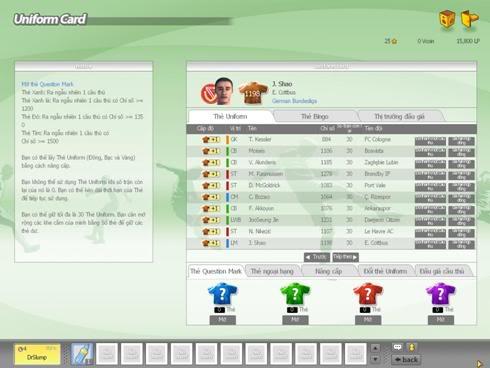 Những tính năng cơ bản của Fifa Online 2 Image015
